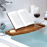 Aquala Bamboo Bath Caddy