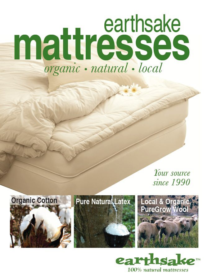 Organic Mattresses - Local Ingredients