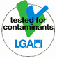 100% Natural Latex tested and approved by LGA