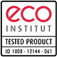 100% Natural Latex approved by ECO Institute
