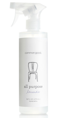 Common Good All purpose Spray cleaner