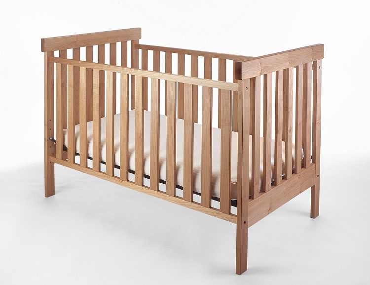 Sustainable Maple Crib - Arts & Crafts