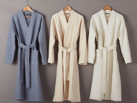 New Organic Terry Robe from Coyuchi