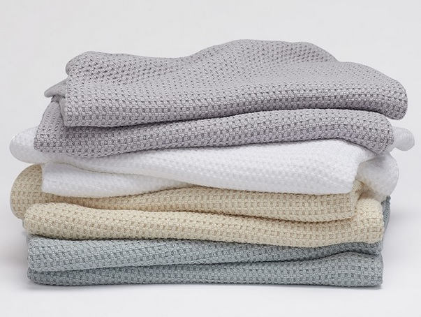 Organic Cotton Big Sur Blanket