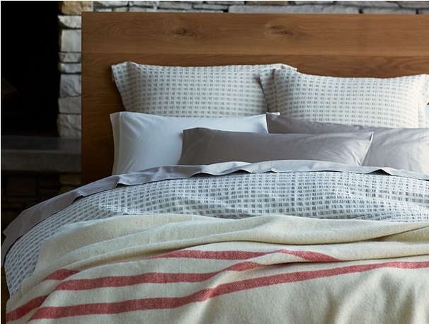 Coyuchi Organic Cotton and Linen Duvets and Shams