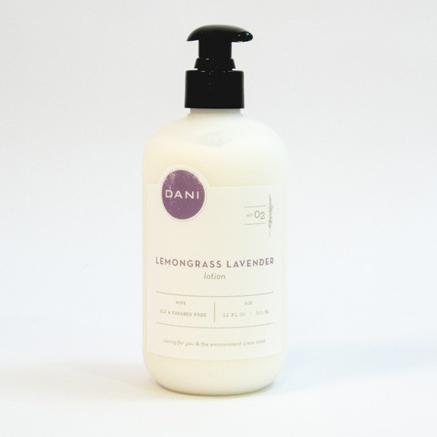 DANI Hydrating Body Lotion