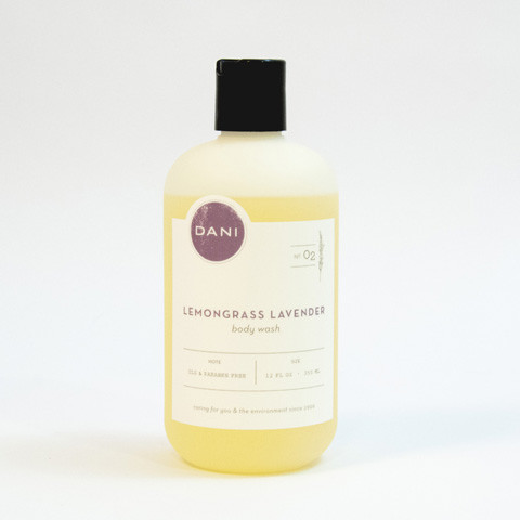 DANI Cleansing Shower Gel