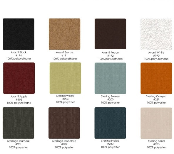 Grade A Fabric Swatches