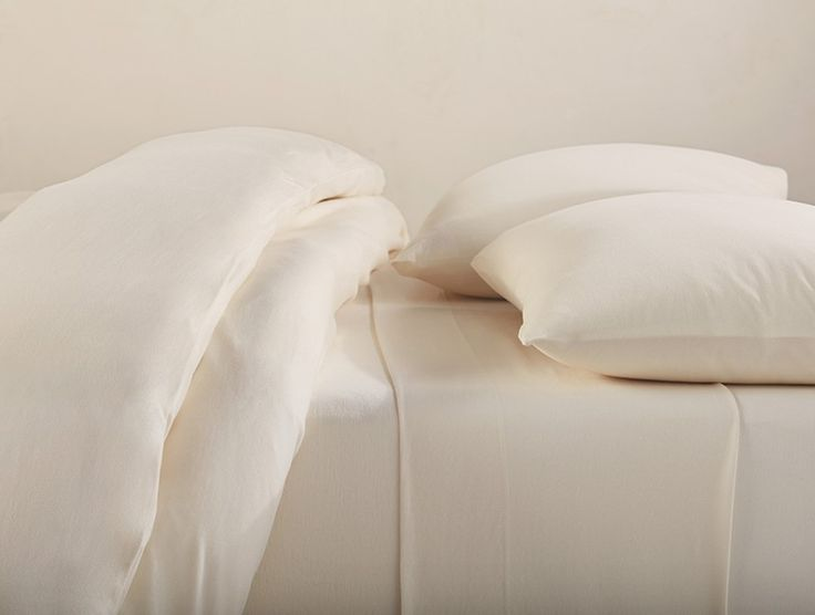 Organic Jersey Sheet Sets & Duvets