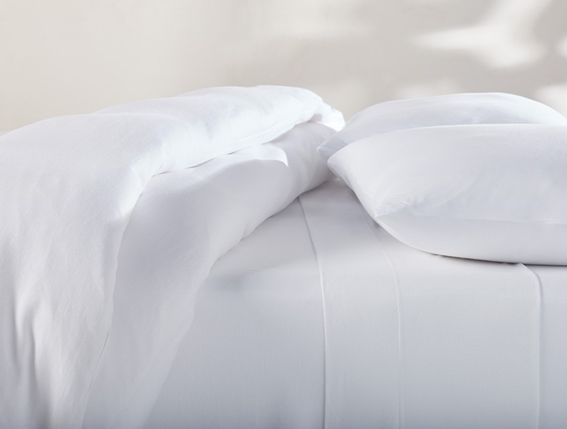 Organic Jersey Duvets and Sheet Sets