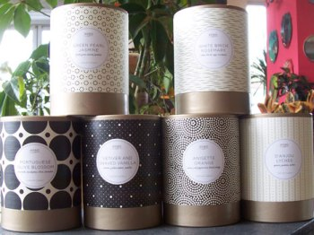 Earthsake collection of Kobo Candles