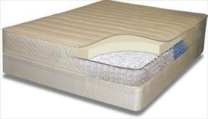 the harmony earthsake organic encased coil mattress