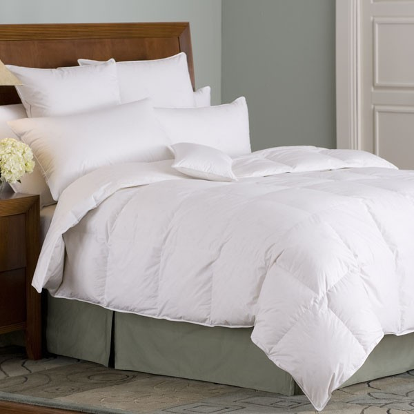 Organic Down Comforter with RDS Certified Down