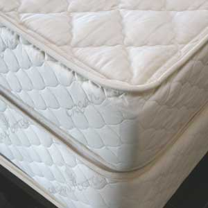 The Vegan Organic Cotton Prescription Mattress