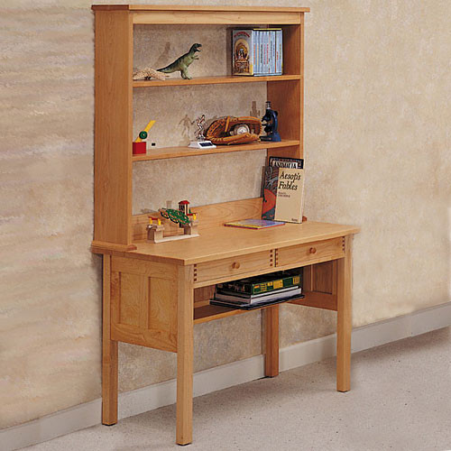 Pacific Maple Writing Desk