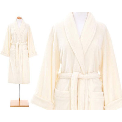 Pinecone Hill Plush Spa Resort Robe