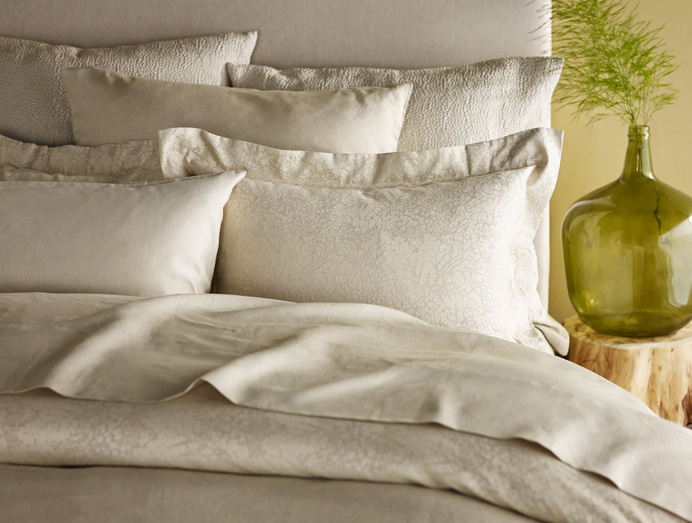Purists Livenza Silk Cotton Organic Linens