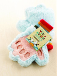 Tickle Monster Book & Tickle Monster Mitts