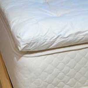 Premium Eco-Wool Mattress Toppers