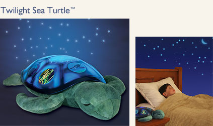 Twilight Sea Turtle Constellation Night Light