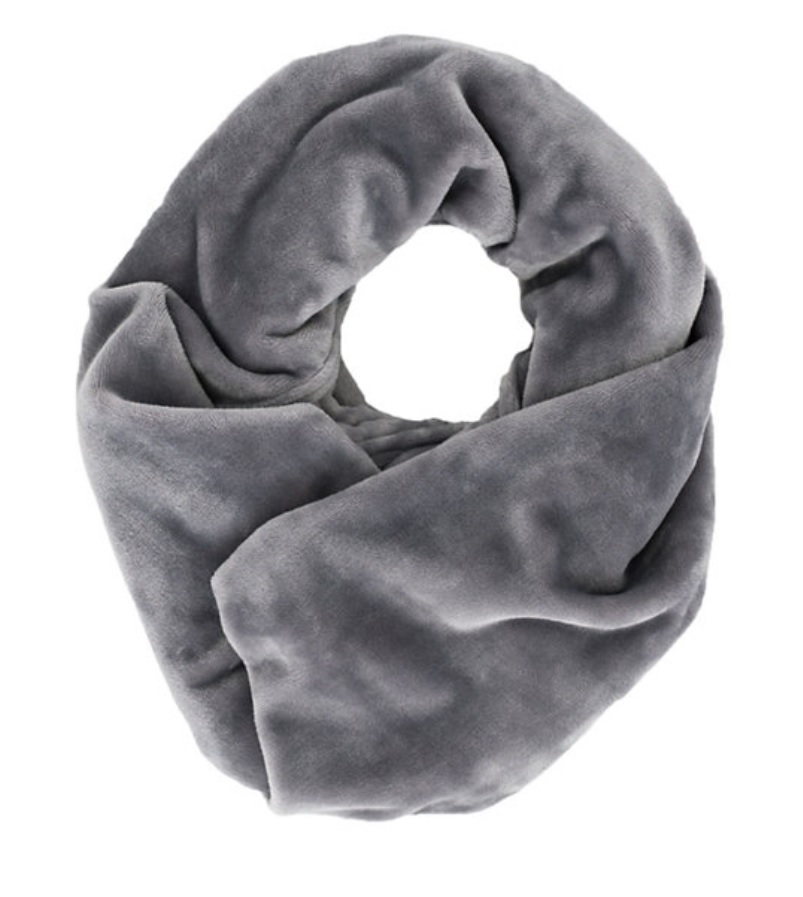 Ultra Soft Fleece Infinity Scarf
