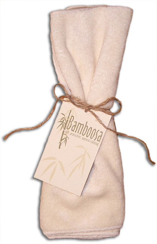Bamboo Washcloth Set