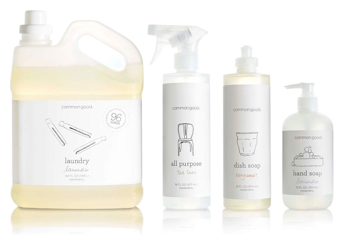 Common Good Eco-Luxury Housekeeping