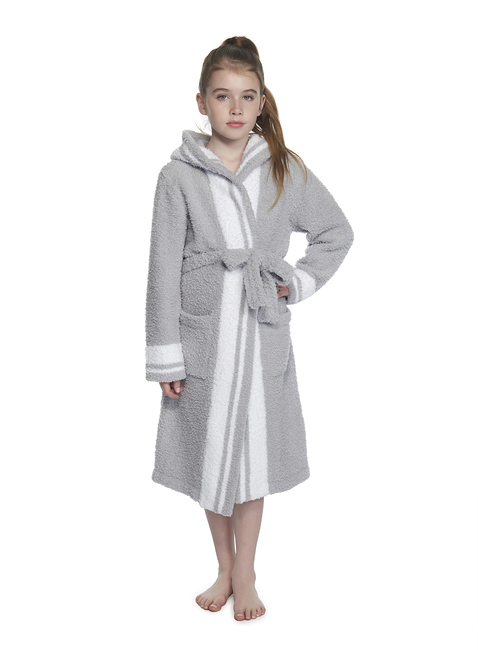 Barefoot Dreams CozyChic Kids Robe