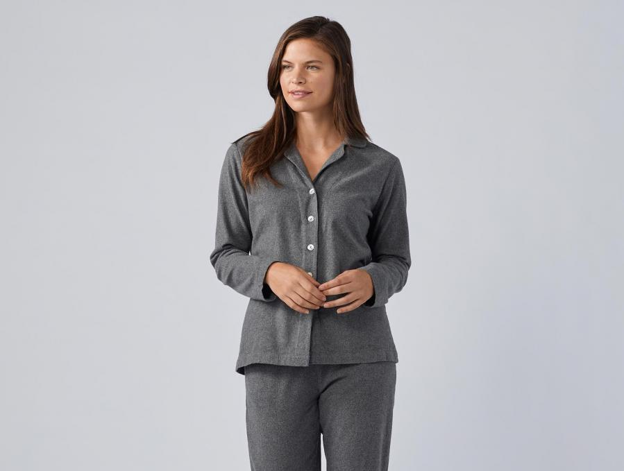 Coyuchi Organic Cotton Mens & Womens Pajamas