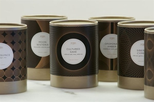 Kobo Soy Candles - Filament Collection