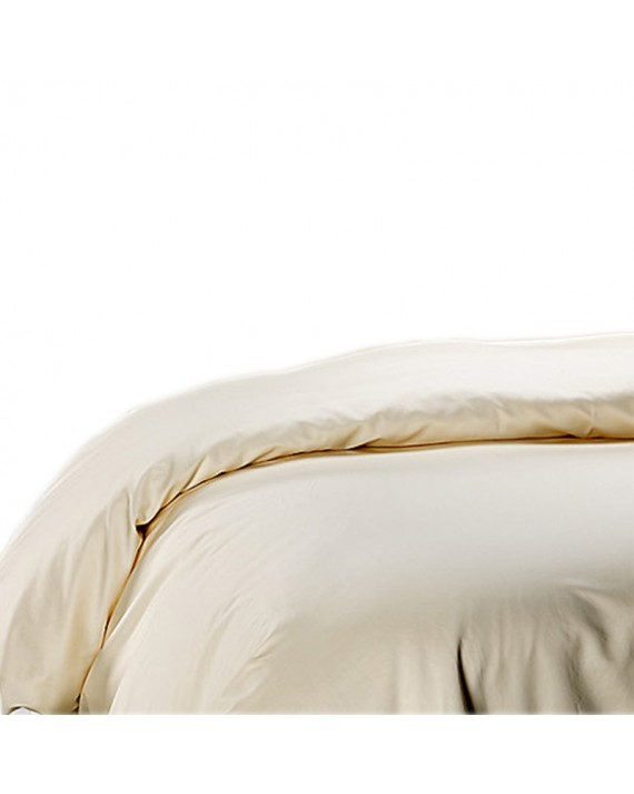 Earthsake Organic Cotton Sateen Duvet Covers