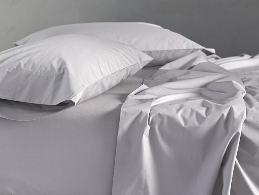 Organic Cotton Percale Linens
