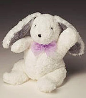 Lil - The Warming Lavender Bunny