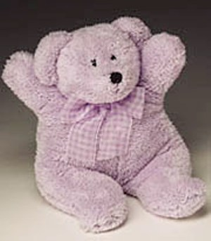 Lou - The Warming Lavender Bear