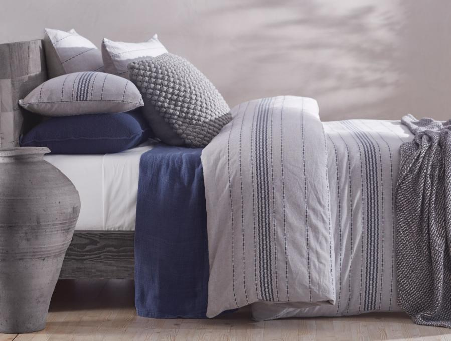 Organic Cotton Rippled Stripe Collection