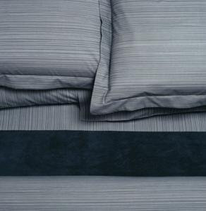 OneWay - Grey - 100% Cotton Printed Percale