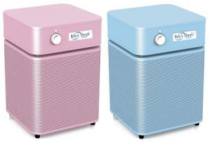 Baby's Breath Air Purifier by Austin Air