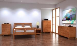 Cable Crossing Bedroom Collection