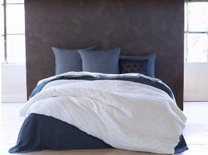 Organic Cotton Mache Duvet & Shams