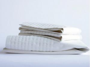 300 Percale Sheets & Cases with Pintucks