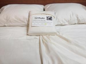 Organic Cotton Sheet Sets by Eathsake