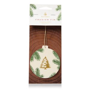 Frasier Fir Hanging Sachets - Scented Ornaments