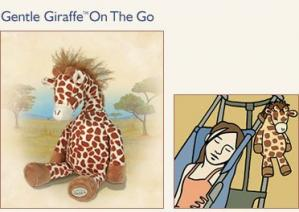 Baby Gentle Giraffe On-the-Go