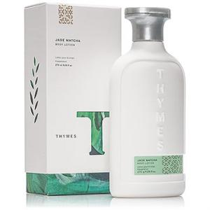 Thymes Jade Matcha Body Collection