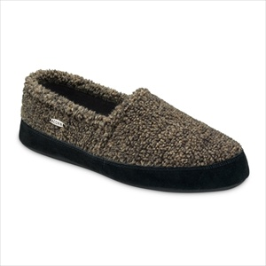 Mens Tex Moc Slippers