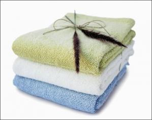 Nandina Organic Cotton & Bamboo Towels