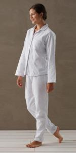 Organic Cotton Flannel Pajamas
