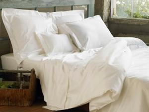 300 Thread-Count Organic Cotton Sateen