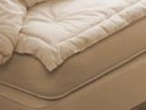The Solstice Slim 6-inch Latex Organic Mattress -- (4
