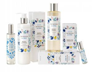 Terranova Aire Body Collection